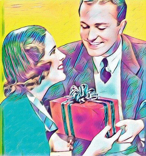 Poraď mi darček